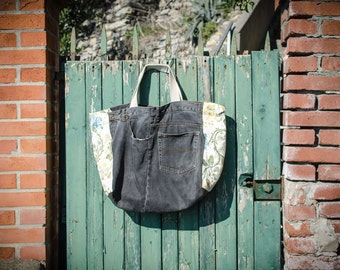 Sold////Big BAG in DENIM