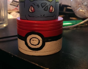 Custom Painted Pokemon Grinder