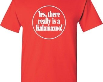 Yes, There Really Is A Kalamazoo Tee