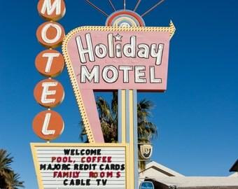 Holiday Motel - Las Vegas, NV  2012