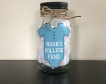 Baby S First Piggy Bank New Baby Gift Parents To Be