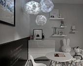 Cloud light, nursery light, nursery art, lighting, night light, nursery decor, cloud sculpture, mood lighting, unique gift, wedding decor,