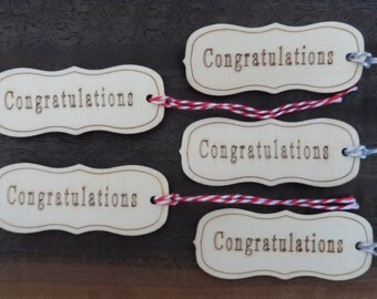 Birch Gift tags