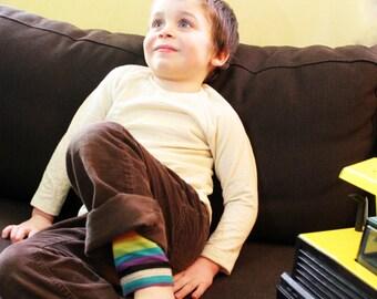 Wool shirt - merino wool jersey long sleeve shirt - ages 2 to 3 years - stretch jersey raglan long sleeve sweater shirt