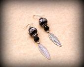 Bohemian Earrings, Boho Earrings, Gypsy Earrings, Tribal Earrings