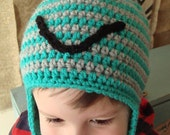 Crochet Frog Hat, Newborn Frog Hat, Newborn Photo Prop, Toddler Frog Hat, Girls Frog Hat, Boys Frog Hat, My Froggy Stuff, Baby Froggy Hat