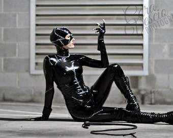 Michelle Pfeiffer Catwoman Costume Replica