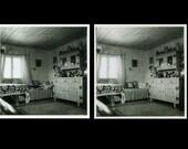 "2pc - Vintage Photos ""The Ghost Sleepers"" Sleeping Snapshot Lot Photo Antique Photo Black & White Photograph Found Photo Paper Ephemera - 18"