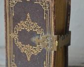 Antique Miniature Book