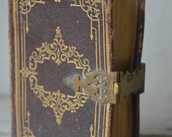 Antique Miniature Book