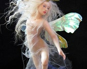 Fairy Dance, OOAK Hand Sculpted Fairy Collectable Art Doll