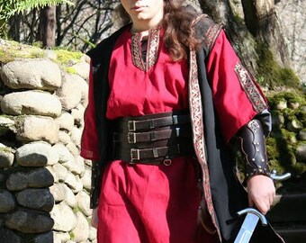 Custom Men's Medieval Garb Set
