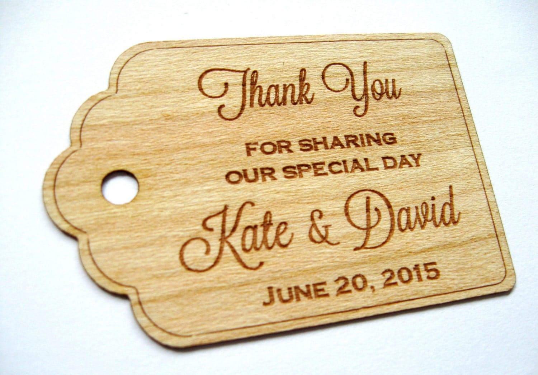 Hanging Wedding Gift Tags : Rustic Wedding Favor Tags / Rustic Wedding Decor / by Talathiel