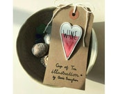 Wine Lover's Badge - Birthday Badge