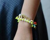 Barcelona YELLOW Bracelet...