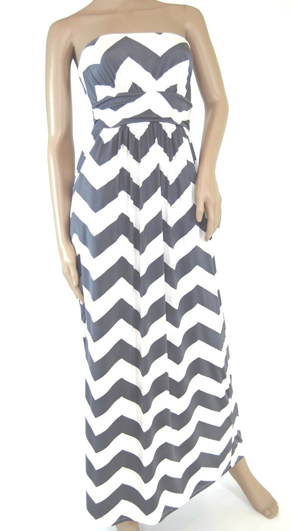 Find great deals on eBay for Chevron Stripe Maxi Dress in Elegant Dresses for Women. Shop with confidence. Find great deals on eBay for Chevron Stripe Maxi Dress in Elegant Dresses for Women. Waverly Grey Silk Maxi Dress. Roll tab sleeves. Waist- approx. Chest- approx. Length- approx. Venus Chevron maxi dress. black and white bottom.