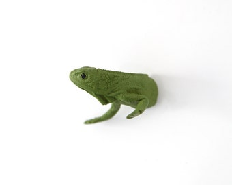 """Fridge Magnet """"Iguana"""""""