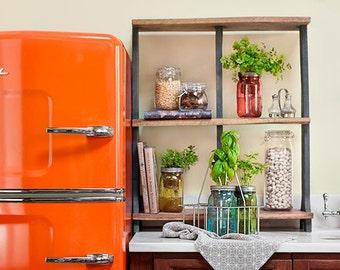 Garden Jars - self-watering planter kits featuring five essential kitchen herbs