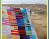 United Colors -- A Fresh New Urban Folk Pattern from Blue Nickel Studios.