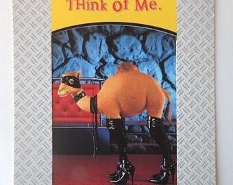 Think of Me Postcard
