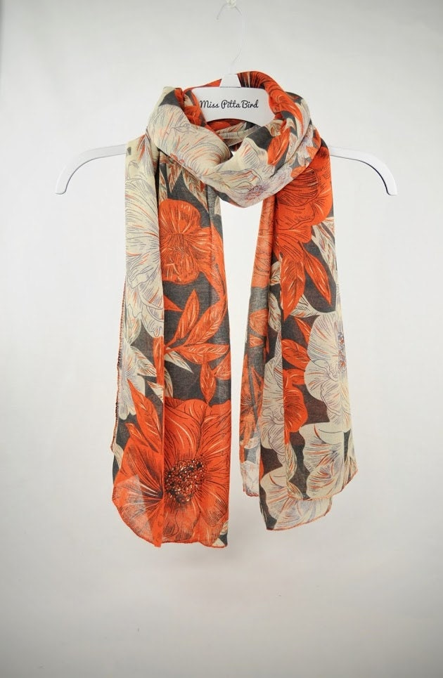 Orange Scarves: imaginary-7mbh1j.cf - Your Online Scarves & Wraps Store! Get 5% in rewards with Club O!