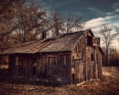 Abandoned Farm House Photography ~ Old Rustic Farmhouse Country Cabin Photo ~ Deserted Deterioration Decay ~ Sad Shack ~ Commercial Use
