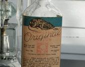 Arsenic Vintage S. L. Cowley Rat & Mouse Poison Bottle