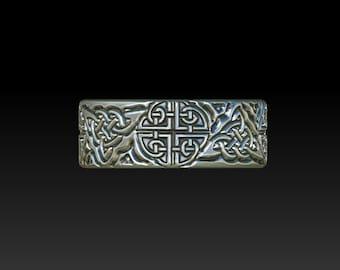 wedding ring celtic wedding ring celtic wedding band wedding band  ring  band mens ring womens rings XB10
