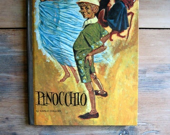 Pinocchio, Large Picture Book, Extra Content