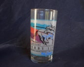 AUTOGRAPHED 1993 Kentucky Derby Glass Limited Edition signed by winning Jockey