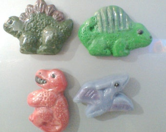 Free shipping, Handmade, from Israel, magnets for drawings / refrigerator / magnetic board Polymer clay