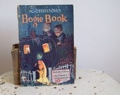 Antique Halloween Dennison's Bogie Book authentic 1925 Halloween Thanksgiving suggestions decorating and entertaining free shipping to USA