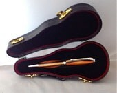 HANDCARVED WOOD PENS    Hand Carved Exotic Wood Pens by Jack Cousin, Fine Art Woodworker & Los Angeles Philharmonic Musician