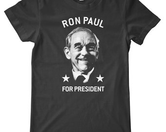 Ron Paul For President American Apparel T-Shirt