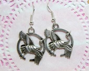 Bird  Earring, Bird Jewelry, Bird Earring Jewelry, Handmade Jewelry