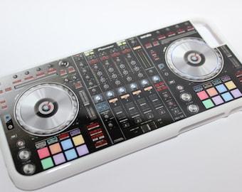 Custom Printed Pioneer DDJ -SZ DJ Controller Geekery Apple iphone 4 4s 5 5s 5c 6 6 plus case cover