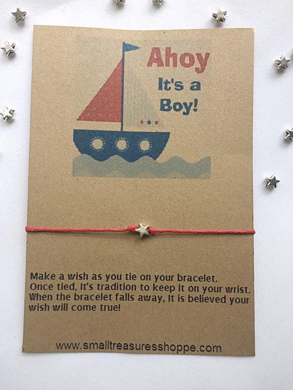 ahoy its a boy baby shower favors baby boy shower favor baby boy