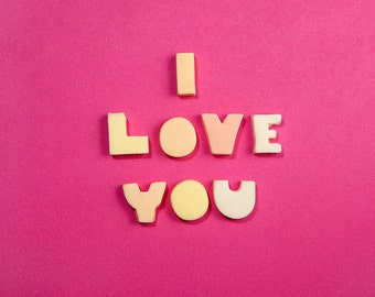 I Love You - Pink