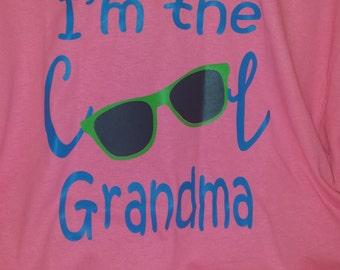I'm the COOL Grandma