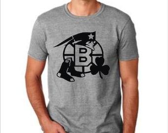 Boston Sports Tee shirt