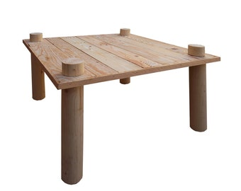 """Samantha"" detachable coffee table"