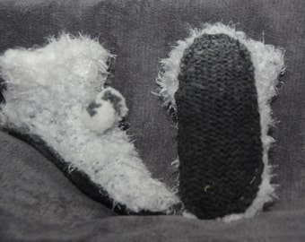 slippers / knitted slippers / women slippers