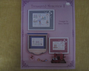 Treasured Memories II, 11 designs for tole painting,friends,sisters,cook,time and season,favorite quotes,kitchen,independence day,spring