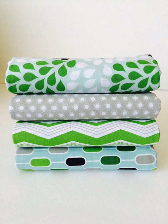 SALE! 1/2 Yard Bundle- Little Ark By Carina Gardner For Riley Blake Designs