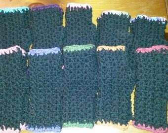 Crocht Fingerless Gloves