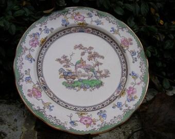 50 PERCENT OFF Copeland Spode dessert plate