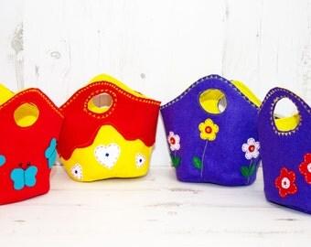 NEW ......Children's Felt Bags