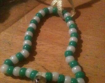Green white bells 6 pack