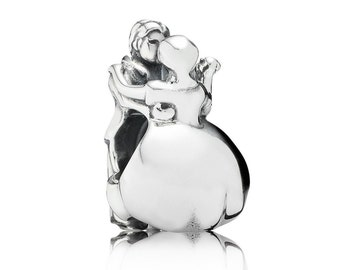 Sterling Silver First Dance Charm