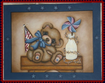 Lil Liberty Decorative Painting pattern